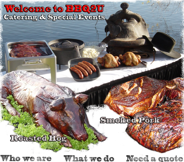 welcome to bbq2u